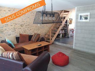 Maison rénovée MAREUIL SUR LAY DISSAIS 95 (85320)