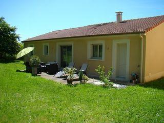 Maison plain-pied LIMOGES 105 (87000)