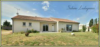 Maison individuelle SCORBE CLAIRVAUX 117 (86140)
