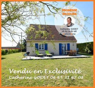 Maison TREMBLAY LES VILLAGES 89 (28170)