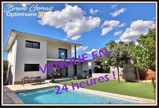 Villa d'architecte MONTFERRIER SUR LEZ 175 (34980)