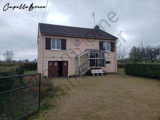 Maison de village MOLINET 90 (03510)