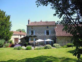 Maison en pierre DOMPIERRE LES EGLISES 180 (87190)