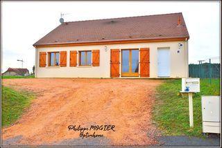 Maison individuelle SAINT GERMAIN DES FOSSES 102 (03260)