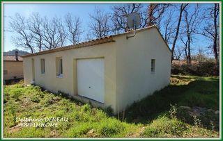 Maison plain-pied FORCALQUEIRET 85 (83136)