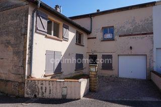 Maison de village LISLE EN RIGAULT 130 (55000)