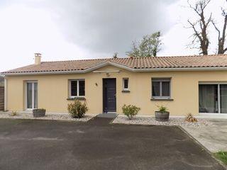 Maison contemporaine LANDIRAS  (33720)
