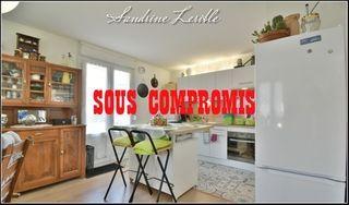 Appartement en rez-de-jardin SENLIS 49 (60300)