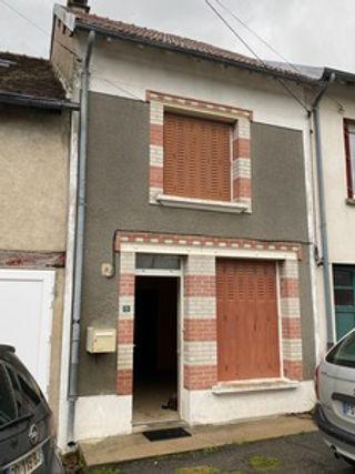 Maison de ville DUN LE PALESTEL 68 (23800)