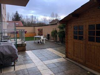 Appartement en rez-de-jardin LUNEVILLE 69 (54300)