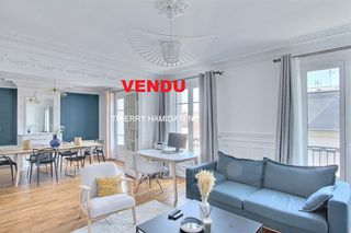 Appartement bourgeois ARGENTEUIL 100 (95100)