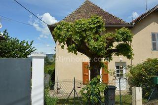 Maison mitoyenne LES AVENIERES 80 (38630)