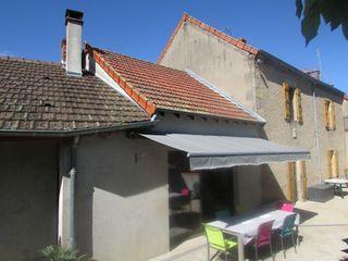 Maison de village SAINT AUBIN EN CHAROLLAIS 138 (71430)