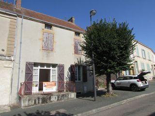 Maison de village PALINGES 138 (71430)