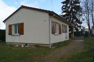 Maison individuelle FONTAINE FRANCAISE 56 (21610)