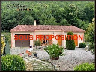 Maison plain-pied MASSIAC 80 (15500)