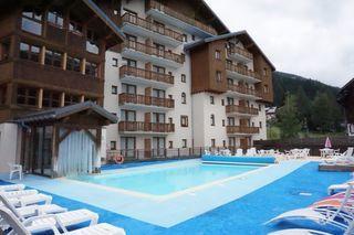 Appartement en résidence VALFREJUS 36 (73500)