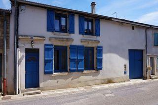 Maison de village HAIRONVILLE 230 (55000)