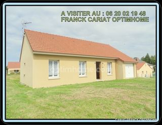 Maison plain-pied SAINT PIERRE DE FURSAC 84 (23290)