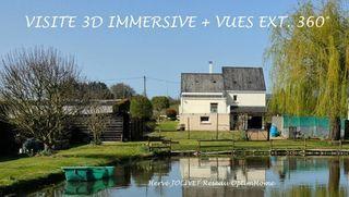 Maison de village SAINT MARS LA JAILLE 100 (44540)