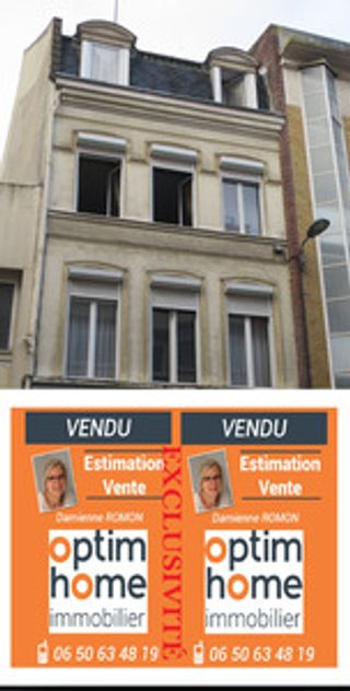 Immeuble LILLE  (59800)