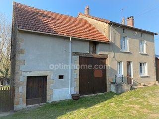 Maison de village LA CELLE DUNOISE 110 (23800)