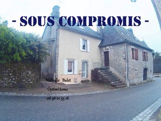 Maison de village SAINT JULIEN AUX BOIS 46 (19220)