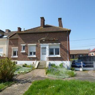 Maison à rénover IZEL LES EQUERCHIN 110 (62490)
