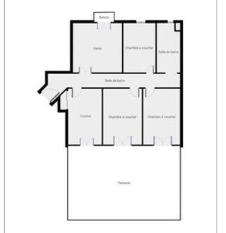 Appartement ancien AJACCIO 98 (20000)