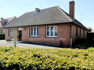 Maison plain-pied ACHICOURT 138 (62217)