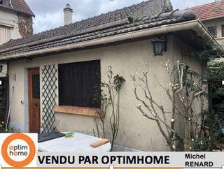 Maison plain-pied VILLEPARISIS 45 (77270)