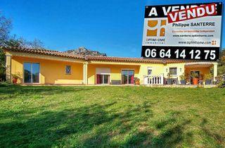 Villa SAINT HIPPOLYTE DU FORT 362 (30170)