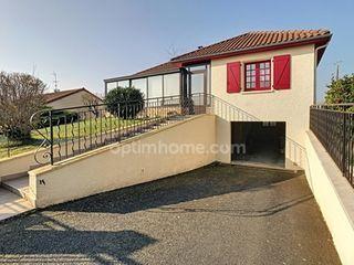 Maison individuelle MAGNAC LAVAL 85 (87190)