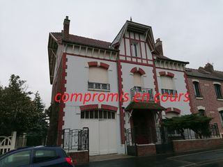 Maison de caractère CAMBRAI 282 (59400)