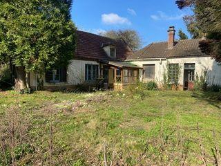 Maison à rénover CUVILLY 118 (60490)