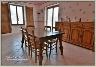 Maison de village NEUVILLE LES DAMES 140 (01400)