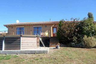 Maison à ossature bois LANGON  (33210)