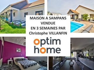 Maison SAMPANS  (39100)