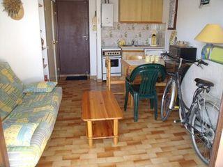 Appartement en résidence LE CAP D'AGDE 25 (34300)