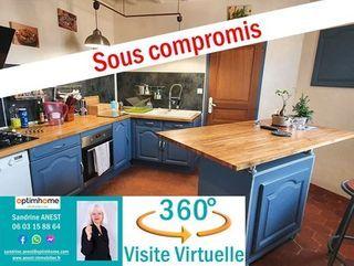 Maison de village MAINTENON 110 (28130)