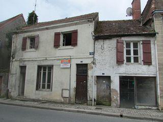 Maison à rénover TOULON SUR ARROUX 110 (71320)