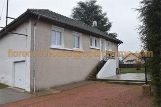 Maison individuelle SAINT VALLIER  (71230)
