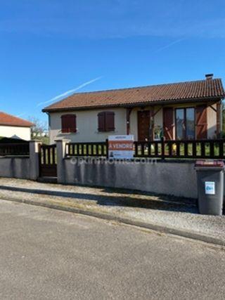 Maison SAINT LEONARD DE NOBLAT 86 (87400)