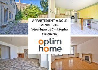 Appartement DOLE 90 (39100)