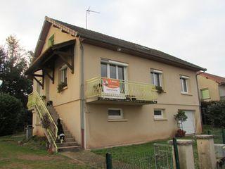 Maison individuelle MARTIGNY LE COMTE 120 (71220)