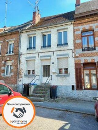 Maison SOLRE LE CHATEAU 84 (59740)