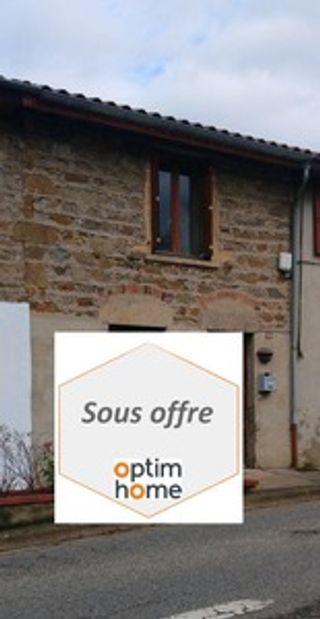 Maison de village SAINTE FOY L'ARGENTIERE 40 (69610)