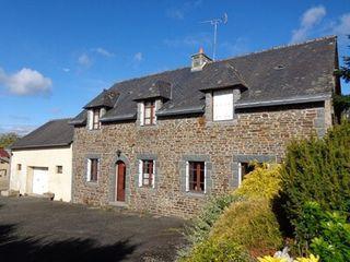 Maison en pierre JAVENE  (35133)