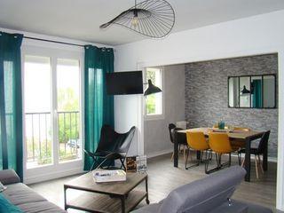 Appartement rénové LIMOGES 68 (87100)