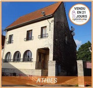 Maison de village ATHIES 208 (62223)